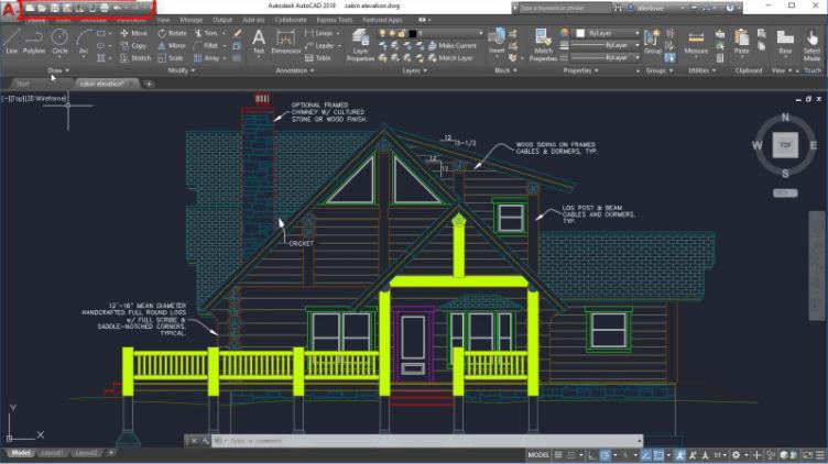 Phần mềm thiết kế kết cấu thép AutoCAD
