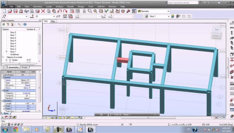 Phần mềm thiết kế kết cấu thép Strutural