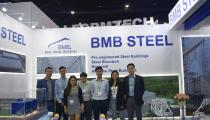 BMB Steel participated in Thai Architect'19 expo in Thailand