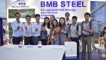 BMB STEEL PARTICIPATED IN CAMBUILD 2019 IN CAMBODIA