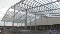 Pre-Engineered Steel Buildings in Binh Duong