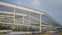 Advantages of steel frame house compared to reinforced concrete