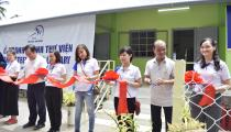 Grand opening ceremony of the BMB Love Library in Kontum
