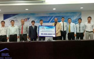 BMB STEEL HOLDS SUCCESSFUL TECHICAL SEMINAR AT TON DUC THANG UNIVERSITY