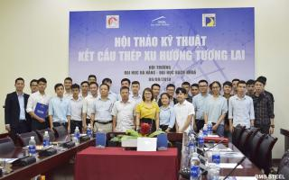 BMB STEEL HELD SUCCESSFUL TECHICAL SEMINAR AT UNIVERSITY OF DA NANG - UNIVERSITY OF SCIENCE AND TECHNOLOGY