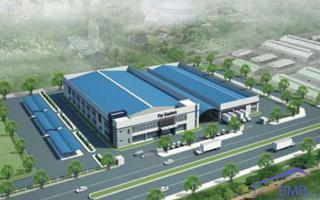 Pre-Engineered Steel Buildings in Hai Phong