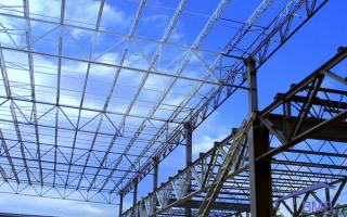 Construction of pre-engineered steel buildings
