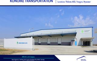 KONOIKE TRANSPORTATION PROJECT