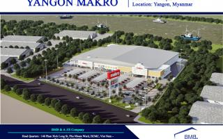 Yangon Makro Project