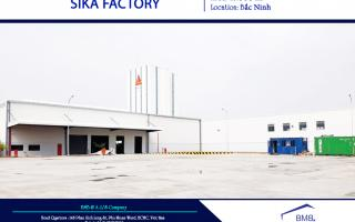 Sika Factory Project