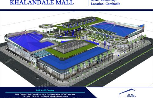 Khalandale Mall Project