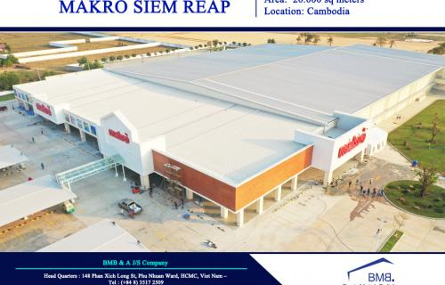 Makro Siem Reap Project