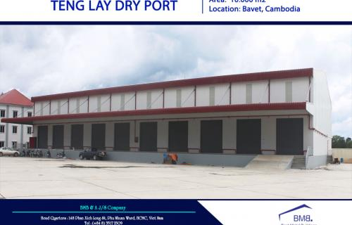 Teng Lay Dry Port Project