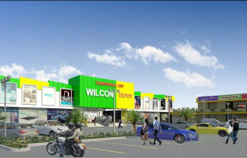 Wilcon Depot Project