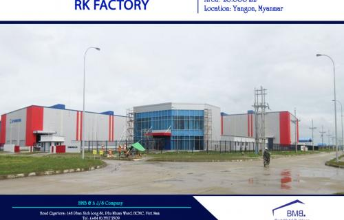 RK Factory Project