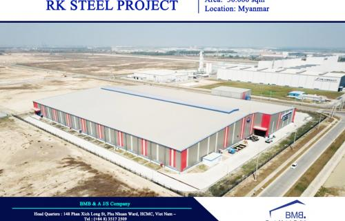 RK Steel Project